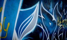 стена надписи на стенах чертежа Стоковое фото RF