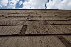 стена неба каменная Стоковые Фотографии RF