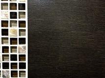 Стена немного керамических и плитки Стоковая Фотография RF