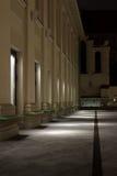 Стена ночи Стоковое Изображение RF