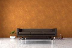 стена нутряной самомоднейшей штукатурки venetian Стоковое Фото