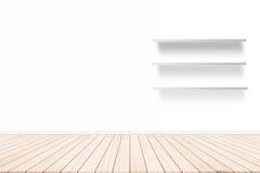 Стена, обои, бумага стены внутри жилых домов На концепции конспекта стиля партера планки пола Стоковые Фото