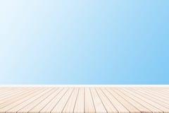 Стена, обои, бумага стены внутри жилых домов На концепции конспекта стиля партера планки пола Стоковые Фотографии RF
