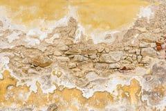 Стена дома восстанавливает восстановление Стоковое Изображение
