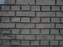 Стена, отказ на стене, кирпич Стоковые Фото