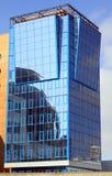 стена отражения центра торгуя стоковое фото