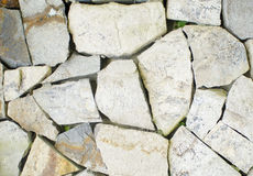 Стена от камня Стоковые Фотографии RF