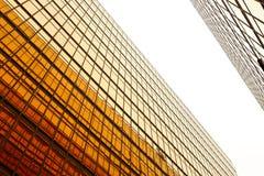стена офиса здания стеклянная Стоковые Изображения RF