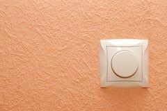 стена переключателя кнопки Стоковая Фотография RF