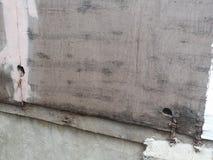 Стена переклейки стоковая фотография rf