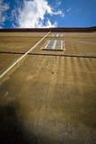 стена перспективы стоковое изображение rf
