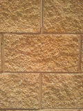 стена песчаника кирпича Стоковые Изображения