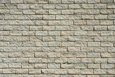 стена покрашенная кирпичом светлая Стоковая Фотография