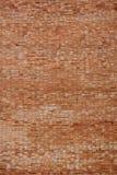 стена померанца кирпича предпосылки Стоковые Изображения