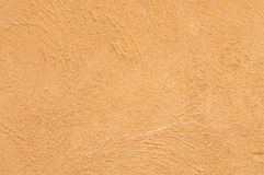 стена померанца предпосылки Стоковая Фотография
