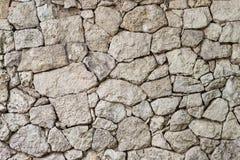 Стена посмотрена с камнем, Украиной Стоковое фото RF
