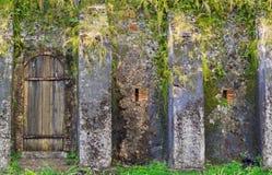 Стена подземелья Стоковое фото RF