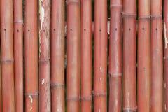 стена пользы предпосылки bamboo Стоковая Фотография RF