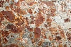 стена предпосылки коричневая серая Стоковые Изображения