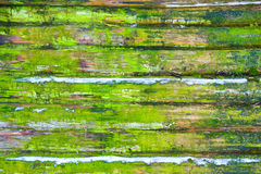 стена предпосылки старая тухлая деревянная Стоковое Изображение RF