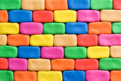 стена предпосылки цветастая стоковое изображение rf