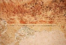 стена предпосылки цветастым текстурированная grunge стоковые изображения