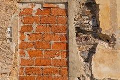Стена предпосылки стоковая фотография