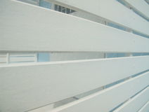 Стена предкрылка Стоковое фото RF
