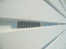Стена предкрылка Стоковые Изображения RF
