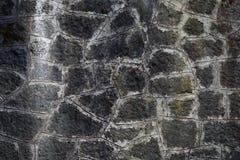 Стена предпосылки текстуры фото сделанная естественного камня в различных размерах Стоковые Фото