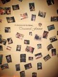 Стена плитки потолка стоковые фотографии rf