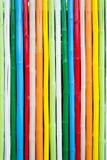 Стена радуги Стоковые Изображения RF
