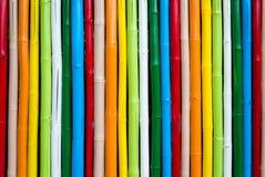 Стена радуги Стоковое Изображение