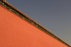 стена древнего города Стоковые Изображения