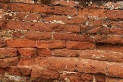 стена сбора винограда кирпича Стоковые Фото