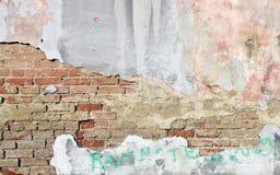стена сбора винограда Стоковая Фотография RF