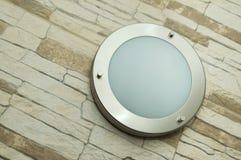 стена светильника Стоковые Фотографии RF