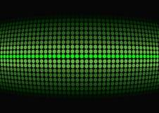 стена светов Стоковая Фотография RF