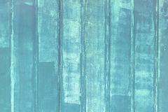 Стена сделана ровных покрашенных прокладок Пустая предпосылка с пятнами краски Фотоснимок баров сини покрашенных Стоковые Фотографии RF