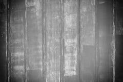 Стена сделана ровных покрашенных прокладок Пустая предпосылка с пятнами краски Фотоснимок покрашенных баров серыми Стоковое Фото