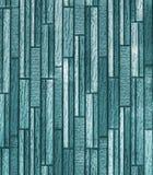 стена сделанная по образцу зеленым цветом Стоковая Фотография