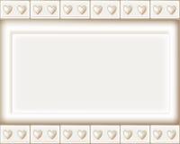 стена сердца предпосылки Стоковое Фото