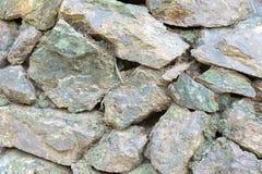 Стена серого цвета каменная Стоковое Изображение