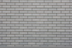 стена серого цвета кирпича Стоковое фото RF