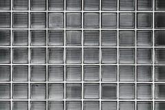 Стена стеклянного блока стоковое изображение rf