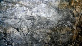 Стена стиля просторной квартиры Предпосылка просторной квартиры Стоковая Фотография RF