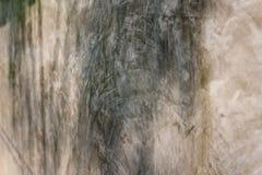 Стена стиля просторной квартиры цемента, предпосылка grunge текстуры бетонной стены серая тонизированная стоковое фото