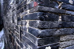 стена сторон 2 стоковая фотография rf