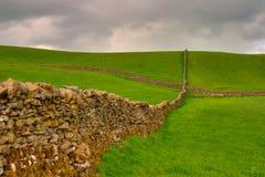 стена сухих камней стоковые изображения rf