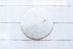 Стена с картиной круга Стоковое фото RF